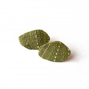 Big Green Sea Urchin Studs