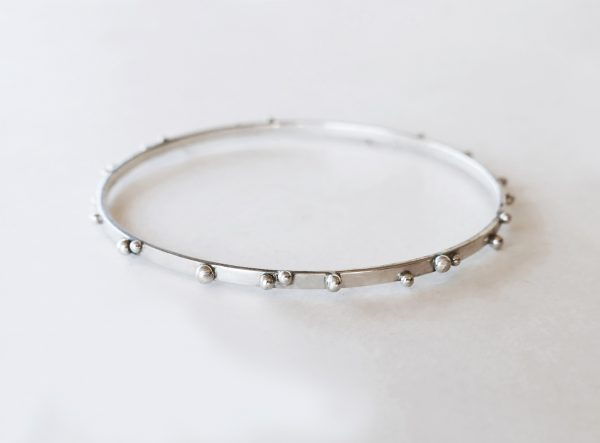 KJ806 Bubble Bangle