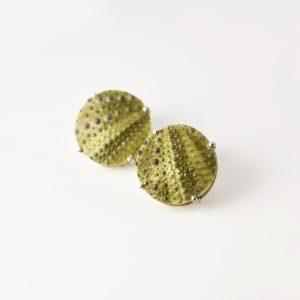 Green Sea Urchin Studs