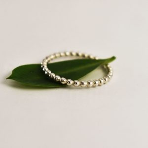 Bubbly Urchie Stacking Ring