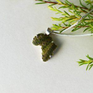 Sea Urchin Africa Necklace