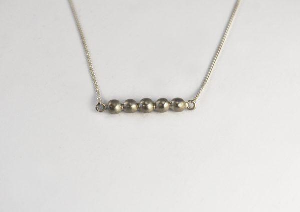 KJ803 Bubble Necklace 1