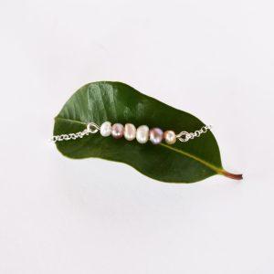 Candy Pearl Bracelet – Rainbow