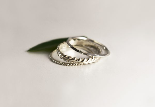Stacking ring set 3