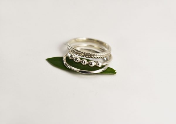 Stacking rings set 4