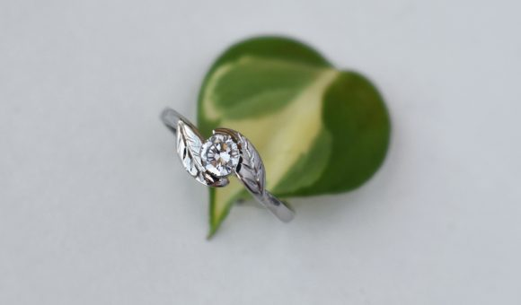 Leafy wedding ring31 (kinkel)